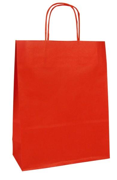 Geschenktaschen 22x10x29 rot 25St